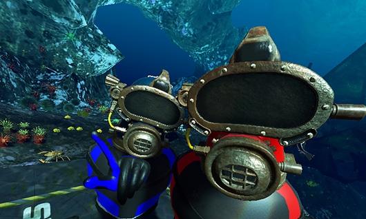 Arctic 2100 - Animation réalité virtuelle © Océanopolis