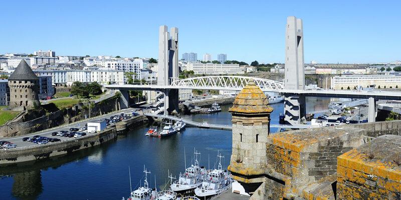 Brest et son histoire © Yannick Le Gall
