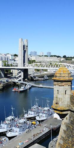 Brest et son histoire