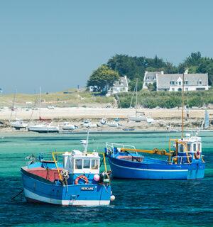 Océanopolis et l'île de Batz