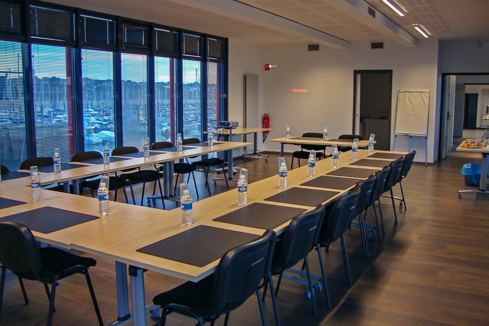 Salle de réunion - Moulin Blanc