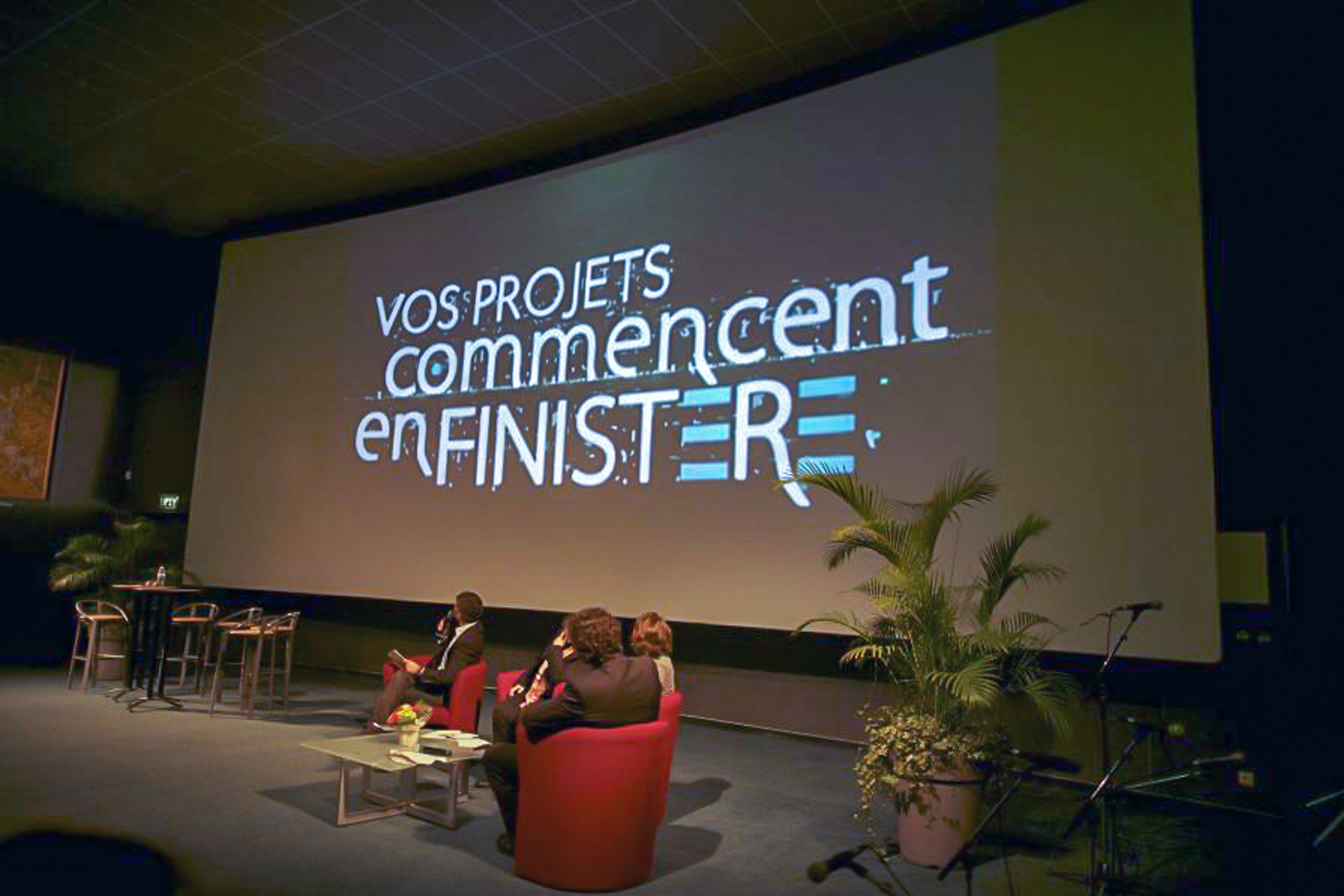 Auditorium Marion Dufresne © Franck Betermin