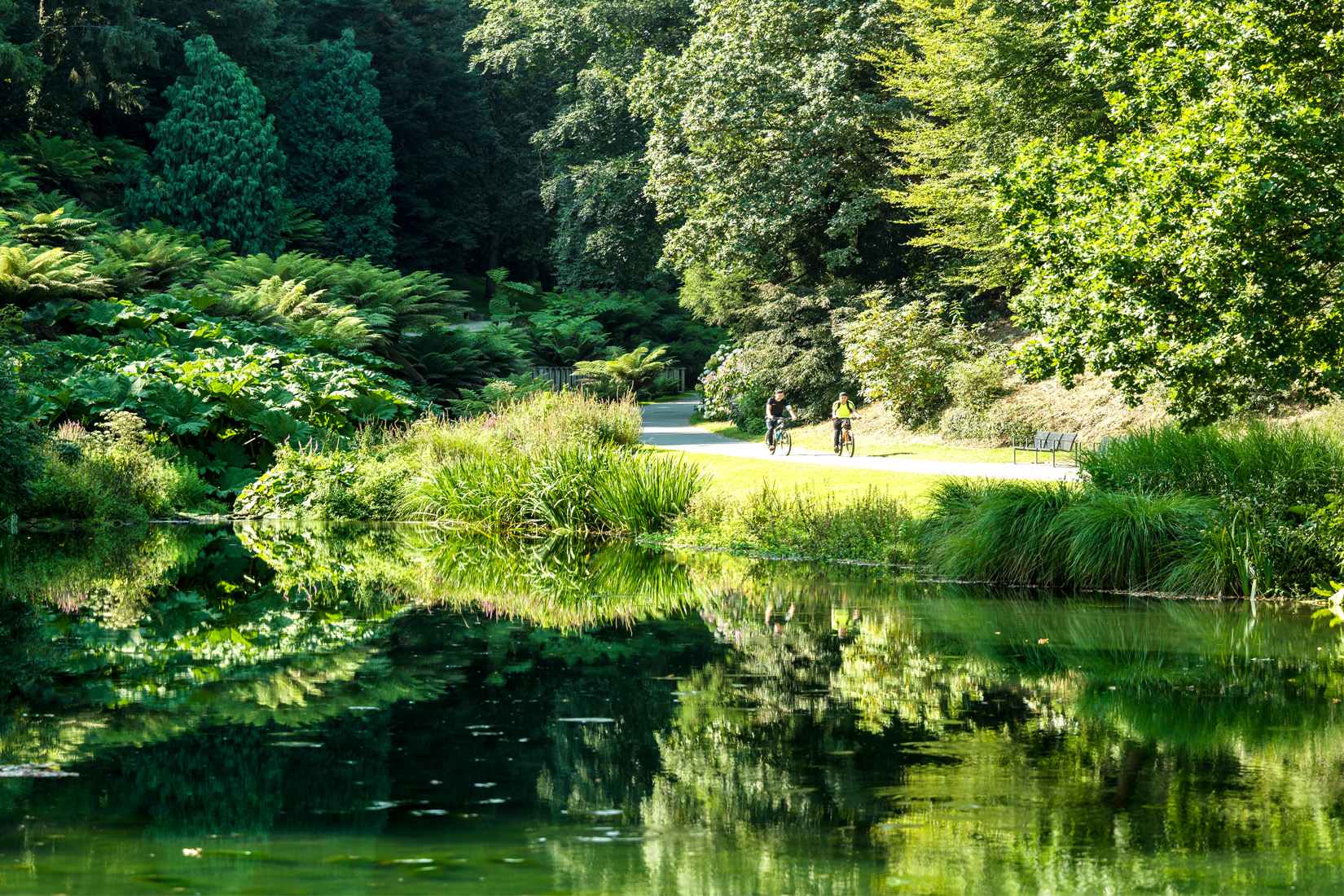 Nationales botanische Konservatorium von Brest © Tourist Office of Brest Metropole