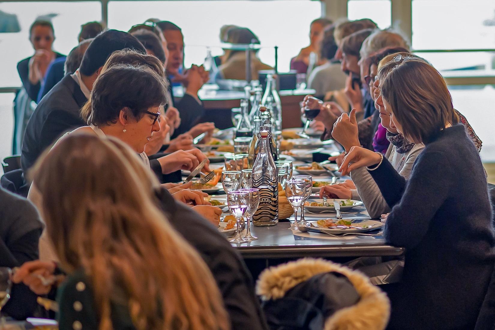Restaurant Vent d'Ouest © E. Berthier