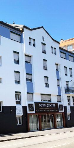 Hôtel Center Brest ***