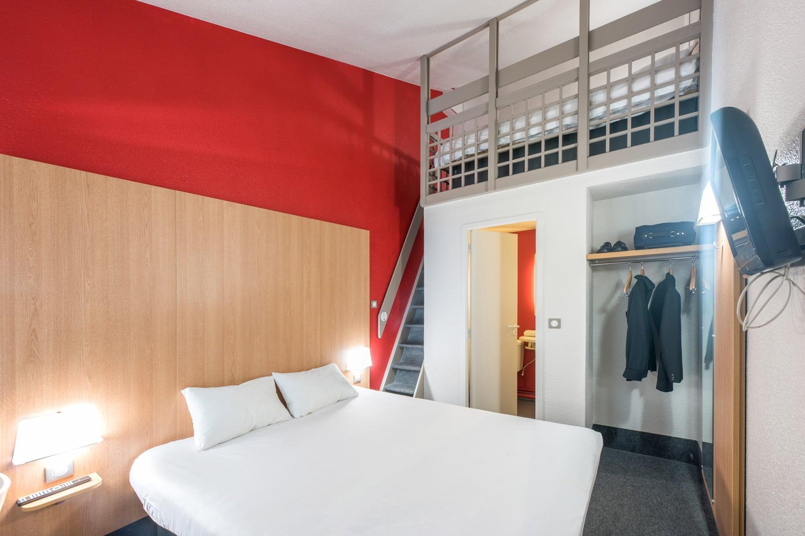 © Hôtel B & B Kergaradec Brest