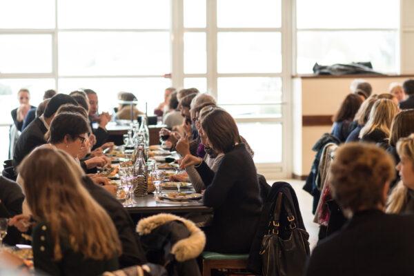 Déjeuner au restaurant Vent d'Ouest d'Océanopolis