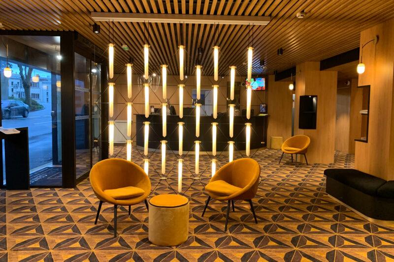 © Hôtel Center*** Brest