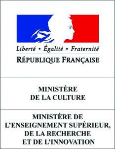 Logo Ministère de la culture et de la recherche