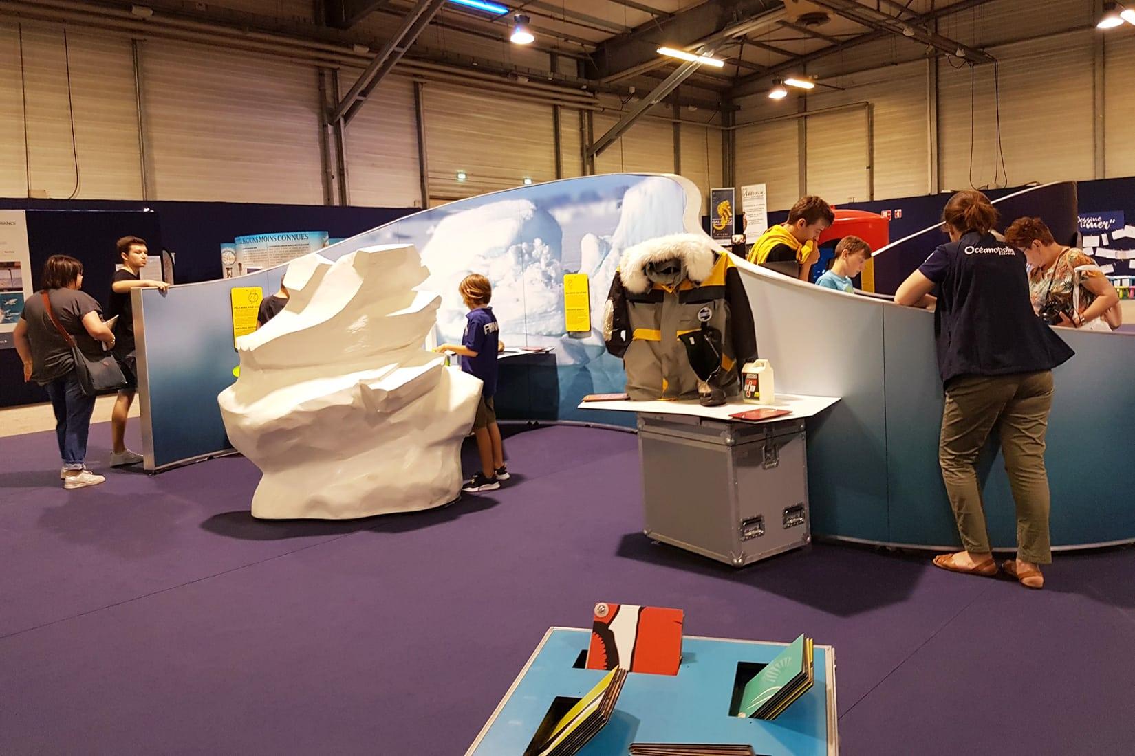 Exposition Cyclops Océanopolis à la Mer XXL à Nantes © Océanopolis