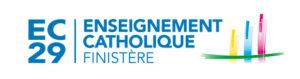 Logo enseignement catholique Finistère