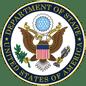 Logo ambassade et consulats des états-unis d'amérique en france