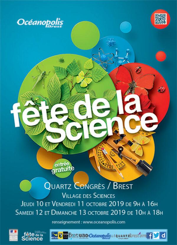 Fête de la Science à Brest