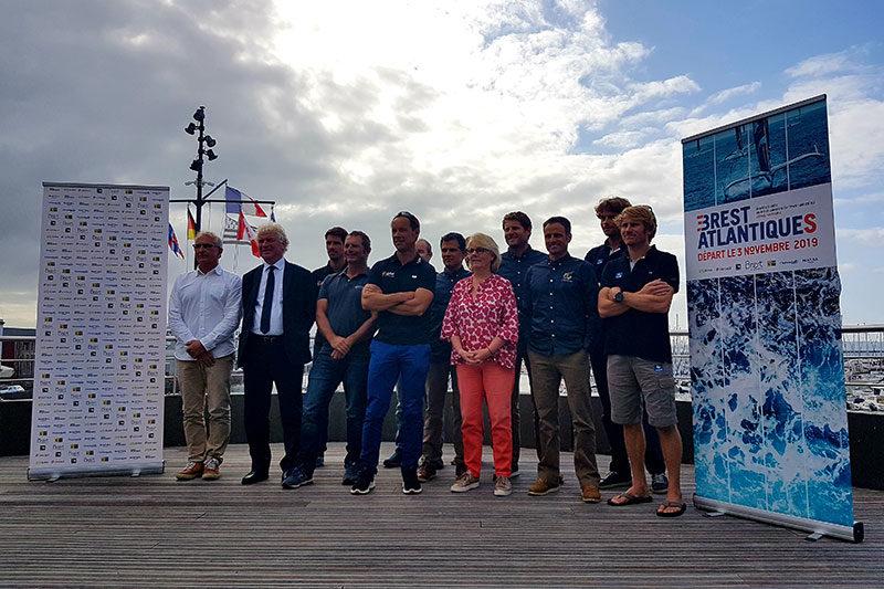 Oceanopolis Brest Atlantiques équipes