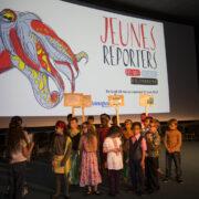 Jeunes Reporters des Arts et des Sciences