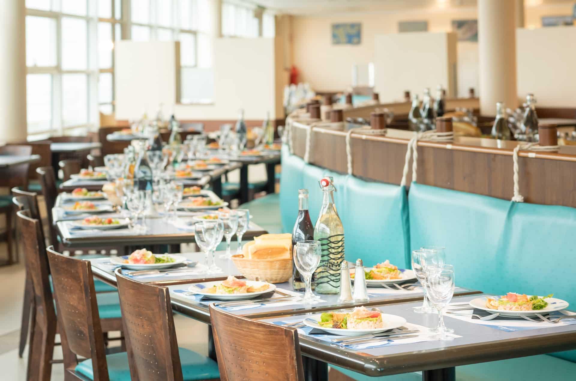 Vent d'Ouest, restaurant d'Océanopolis - Emmanuel Berthier